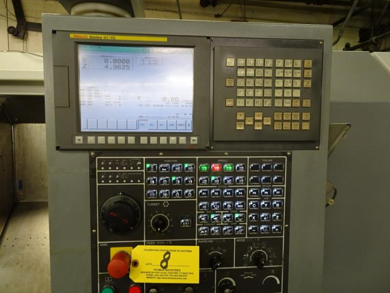 Leadwell LTC-25CXL, Fanuc OiTC, New 2009, 26 x60 , Tool Preset, Chip Conv, Excellet Cond